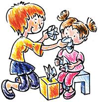 #13 Vive les mouchoirs de grand-mère - Changeons nos habitudes (surtout les mauvaises) dans Changeons nos habitudes! se-moucher