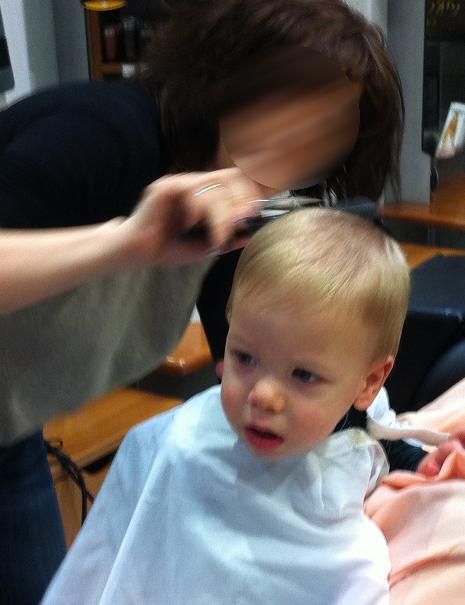 Tichat coupe de cheveux