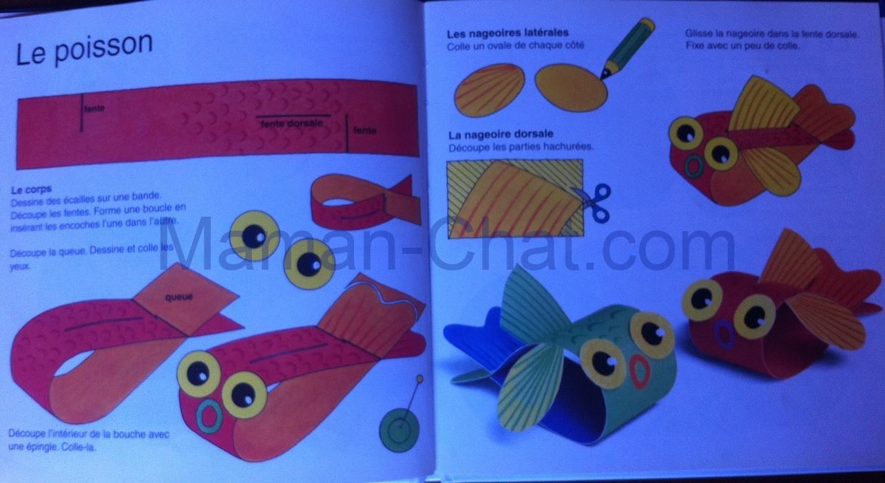 chut les enfants lisent animaux rigolos en papier 4