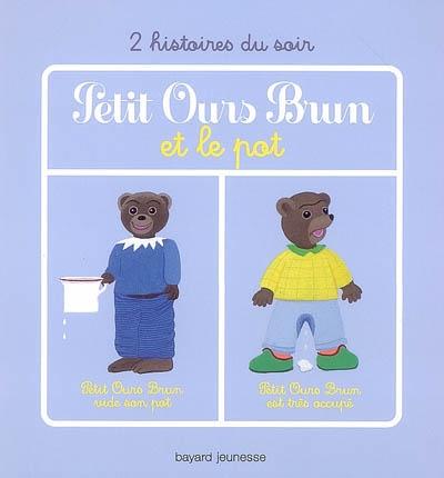 Petit ours brun et le pot