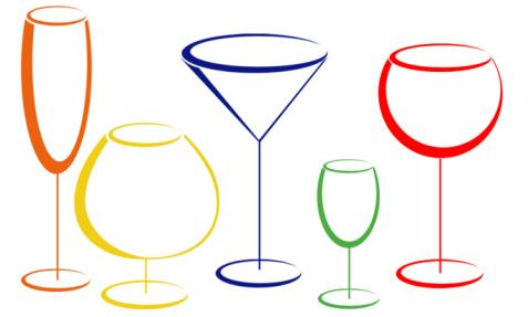 Alcool verre