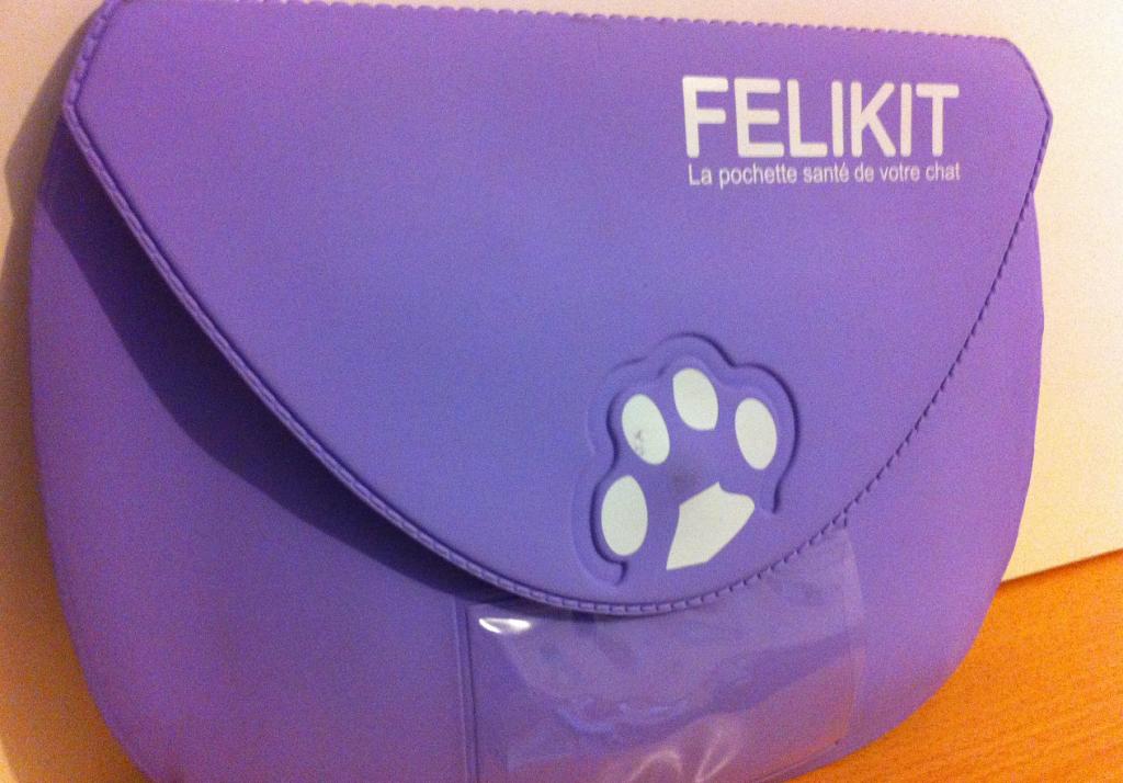 Carnet de santé violet