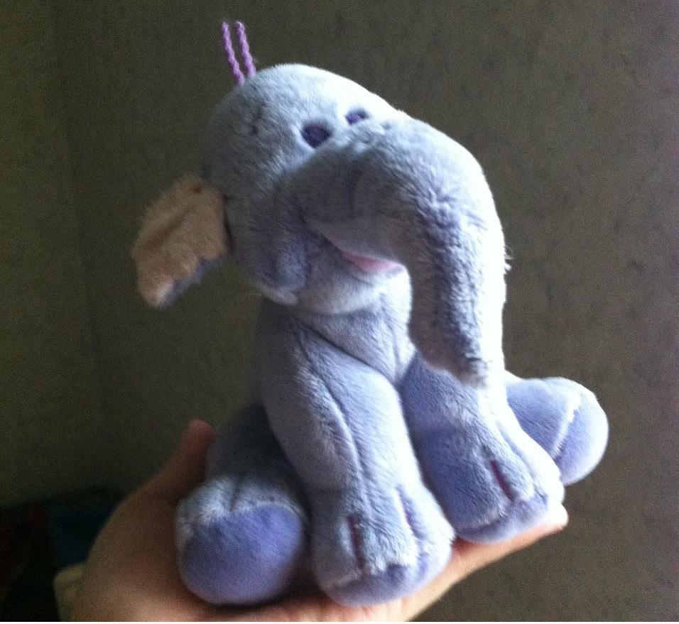 Elephant violet
