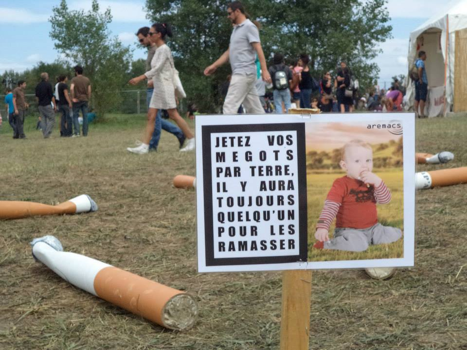 cigarette et bébé