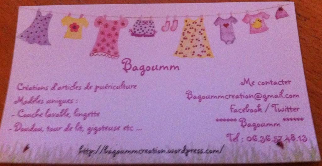 carte de visite bagoumm