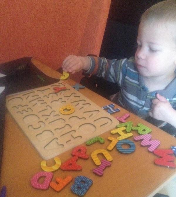 Tichat alphabet