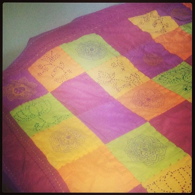 mon lit