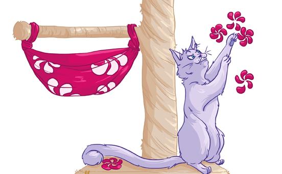 Hellocoton de Maman Chat